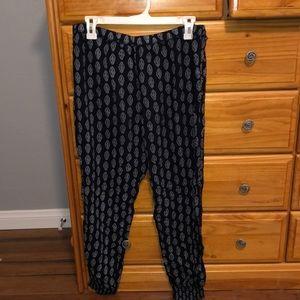 Loose boho pants